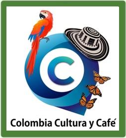 logo colombia cultura café